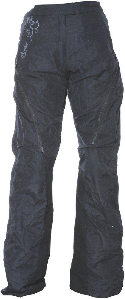 Joe Rocket 864-1003 Alter Ego Womens Textile Pants Black, Medium