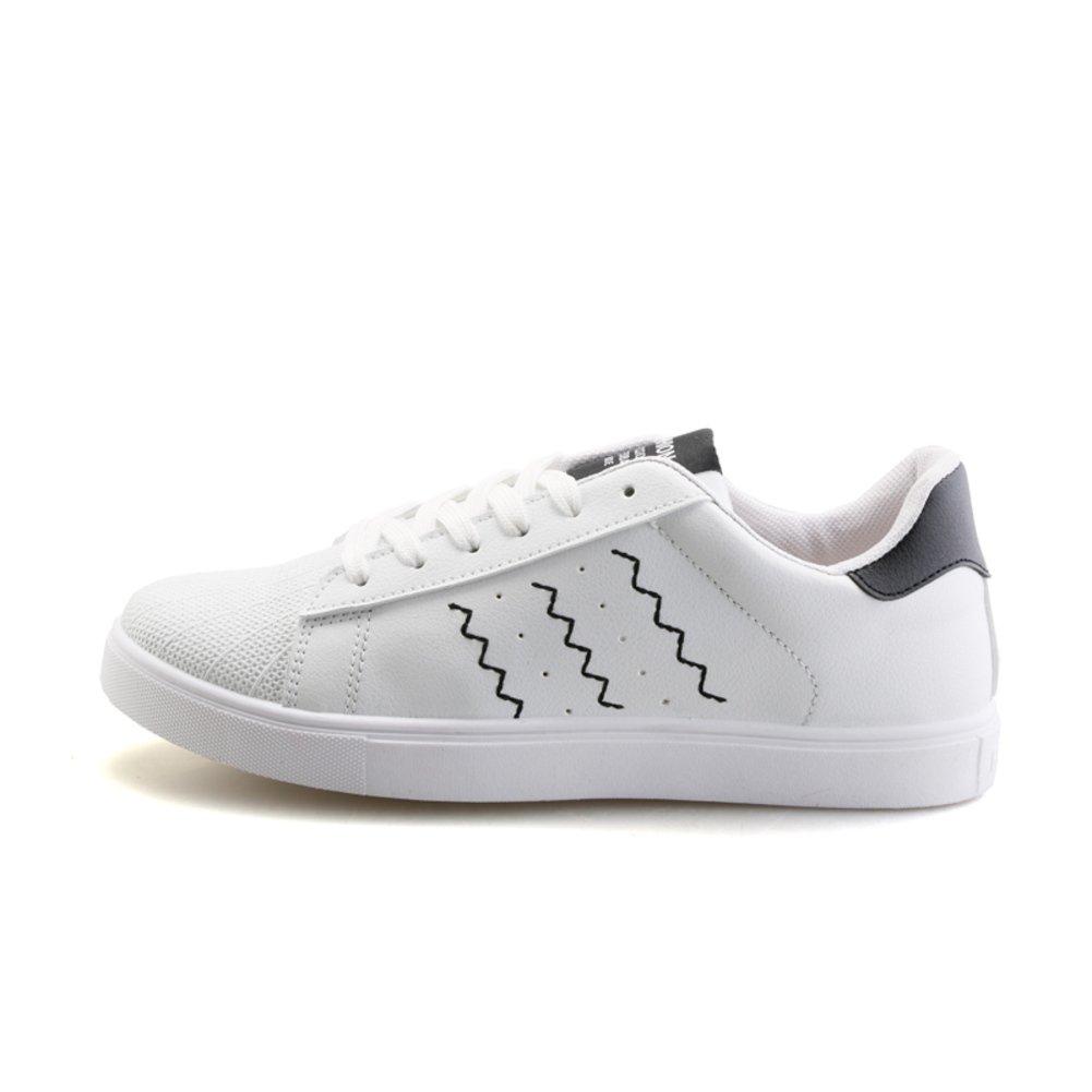 Shell-zapatos/Baja ondulación Totem deportes zapatos-A Longitud del pie=26.3CM(10.4Inch) 6et3zf599Q