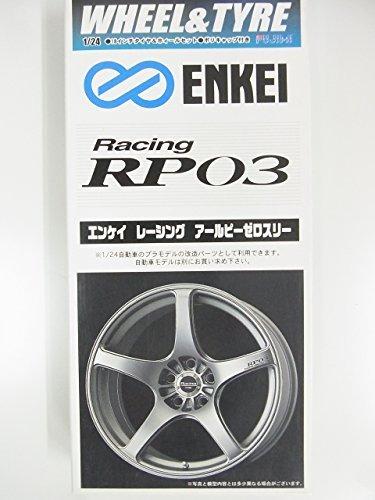 フジミ模型 1/24 パーツメーカーホィールシリーズ No.42 18インチ エンケイ レーシング RP03の商品画像