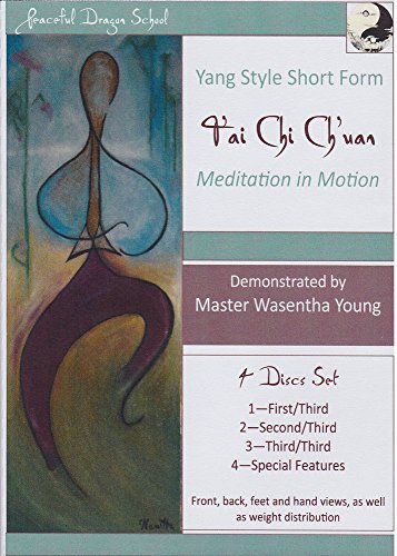 Price comparison product image Yang Style Short Form: T'ai Chi Ch'Uan—Meditation in Motion (4 Disk Set)