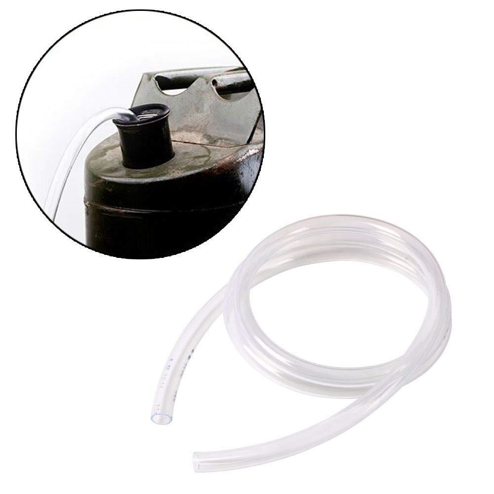 flintronic/® 10M Tubo Manguera Transparente Accesorio para Bombas de Agua con Conector Bomba Autom/ática Agua Transferencia