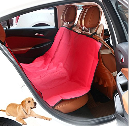 Hamiledyi Pet Car Seat Cover Non-Slip Pet Car Seat Protector for Pets Keep from Scratches, Shedding, Dirt & Wetness – Waterproof, Slip-proof, Scratch-Proof, Durable, Washable for in Car, Truck, SUV Review