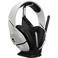 Skullcandy PLYR1 7.1 Surround Sound Wireless Gaming Headset, White (SMPYFY-072)