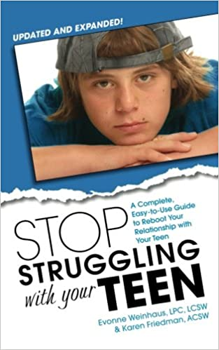 Is Your Teenager Struggling With >> Stop Struggling With Your Teen A Complete Easy To Use Guide