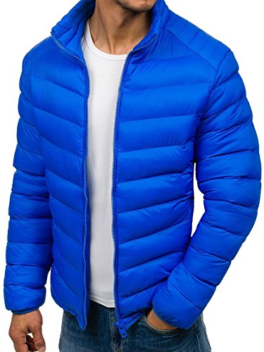Casual 514 js Lightweight Mix Blue Jacket 4D4 Men's BOLF Transitional Classic qwx4AqI7
