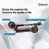 QIEWA Q1Hummer 800Watts Electric Scooter 26Ah 48V