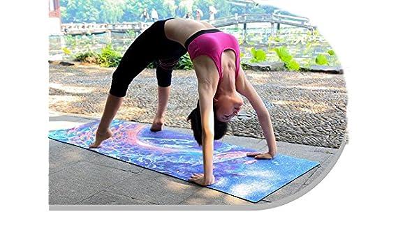 HZJ 100% Natural & Yoga OrgáNico Mat Limpiador, Seguro 178 ...