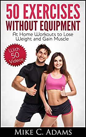 Workouts to gain muscle without equipment