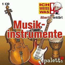 Albert E. erklärt Musikinstrumente (Ich weiß was)