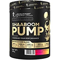 Kevin Levrone Black Line Shaa Boom Pump Pre-Workout Booster 385g-