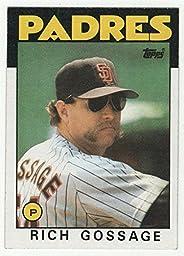 Rich Gossage (Baseball Card) 1986 Topps # 530 NM/MT