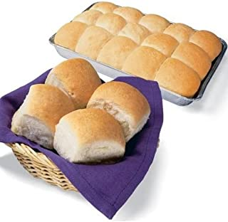 product image for Bridgford Foods Heat and Serve White Roll, 1 Ounce -- 120 per case.