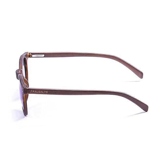 Paloalto Sunglasses P55012.4 Lunette de Soleil Mixte Adulte, Marron