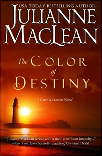 Book The Color of Destiny (The Color of Heaven Series) (Volume 2) by Julianne MacLean (2013-09-09)