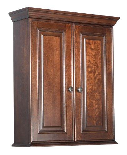 Foremost HANW2428 Hawthorne Wall Cabinet, Dark Walnut - Hawthorne Cabinet