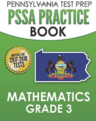 PENNSYLVANIA TEST PREP PSSA Practice Book Mathematics Grade 3: Covers the Pennsylvania Core Standards ebook
