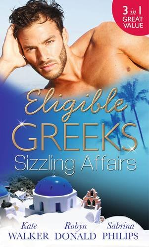 book cover of Eligible Greeks: Sizzling Affairs