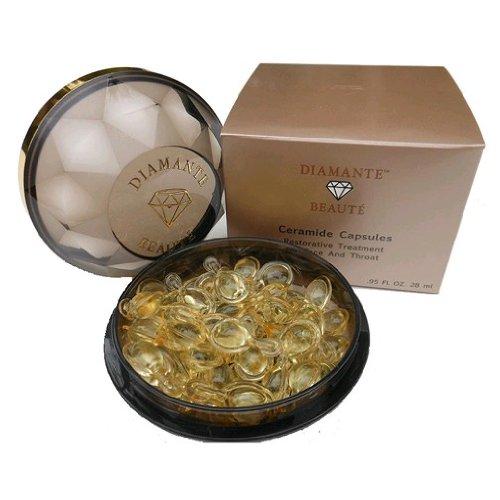 Diamente Beaute/Ceramide Capsules Restorative Treatment 0.95 Oz (28 Ml)
