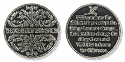 Good Shepherd Creations Pocket Prayer Token (Serenity Prayer)