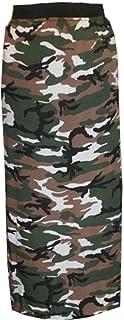 Générique Neuf pour Femmes Jersey Maxi Jupe Gypsy Moulante Robe d'été Taille 8–26
