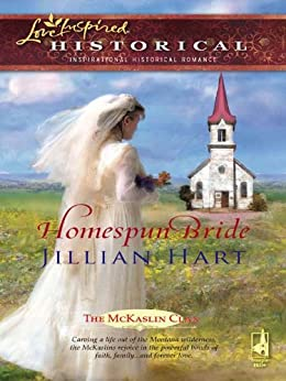 Homespun Bride by [Hart, Jillian]