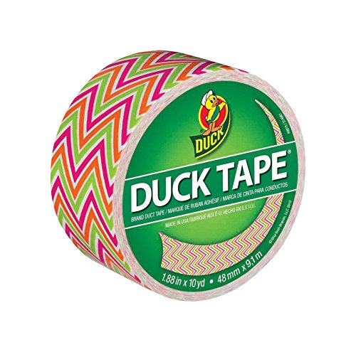 Duck 280978 1.88'' X 10 Yards Zig Zag Duck Tape by TV Non-Branded Items (Home Improvement)