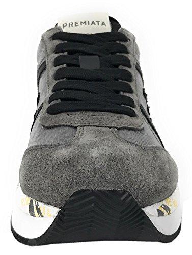 1493 Silver Argento PREMIATA Sneaker Conny wEtqtWxXp