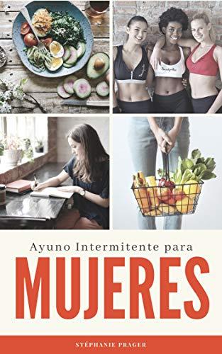Portada del libro Ayuno Intermitente para Mujeres de Stéphanie Prager