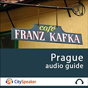 Prague (Audio Guide CitySpeaker) | Livre audio