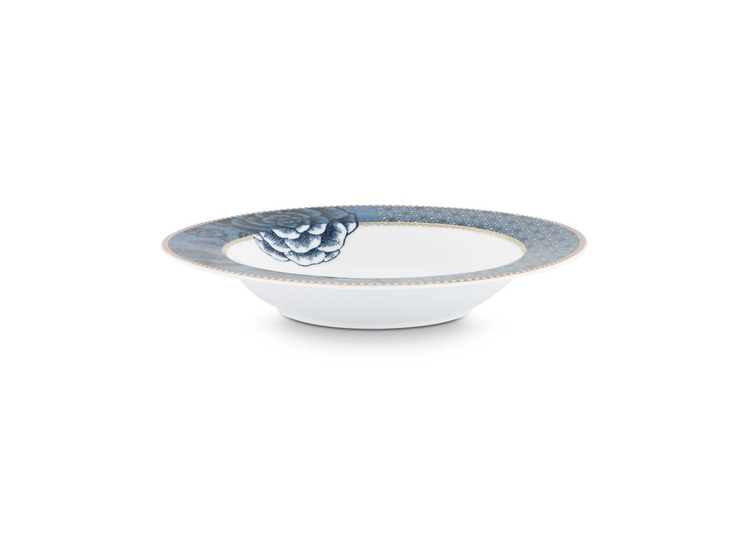 PiP Studio Soup Plate Spring to Life Blue 21,5/cm