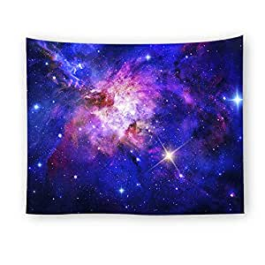Starry Universe Series Printed Decorative Home Tapestry Wall Hanging Wall Art Decoration Beach Towel Blanket Bedspread Home Bedroom Living Room Décor