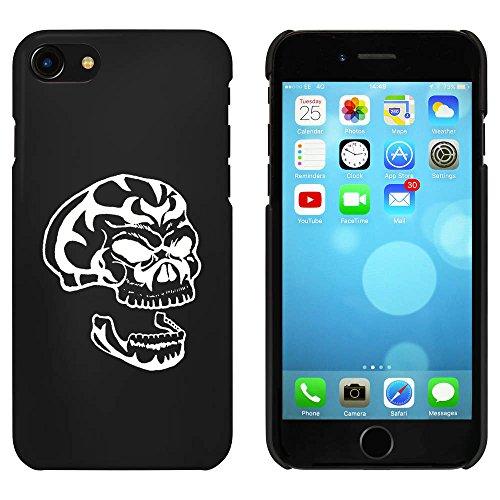 Noir 'Crâne Tatoué' étui / housse pour iPhone 7 (MC00066877)