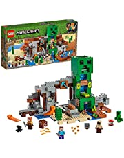 LEGO® Minecraft™ The Creeper™ Mine 21155 Building Kit, New 2019