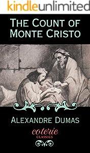The Count of Monte Cristo (Coterie Classics) (English Edition)