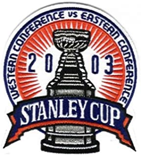 005f27ecd Amazon.com   1995 NHL Stanley Cup Jersey Patch New Jersey Devils vs ...