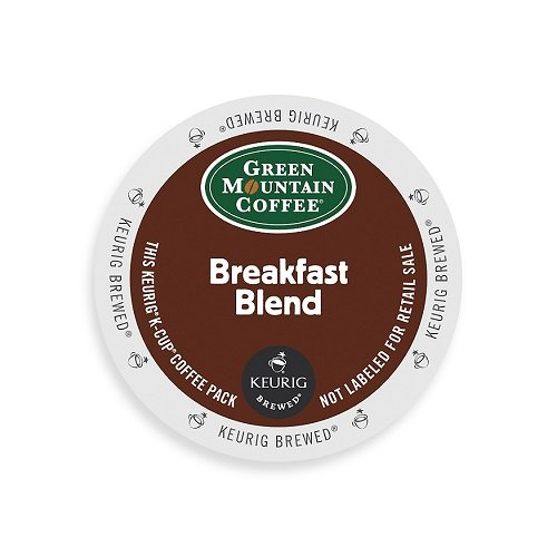 Green Mountain Coffee Breakfast Blend, Light Roast, K-Cup Portion Pack