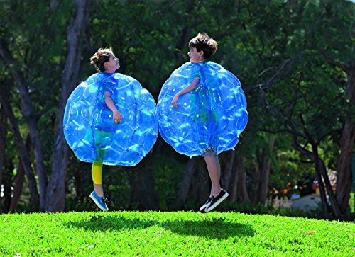 Inflatable Blow Up Giant Wearable Body Bubble Zorb Suit