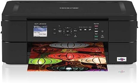 Brother dcpj572dw Impresora multifunción Inyección de Tinta de ...