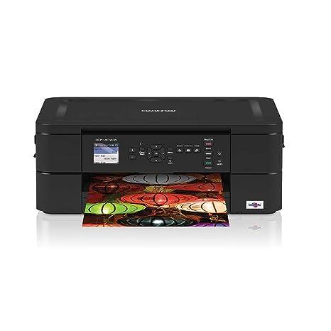 Brother dcpj572dw Impresora multifunción Inyección de Tinta ...