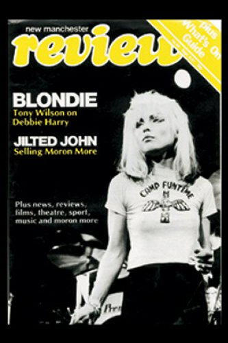 Licenses Products Blondie Magazine Cover Magnet