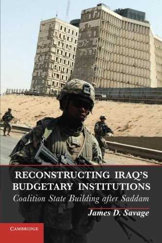 Reconstructing Iraq's Budgetary Institutions: Coalition