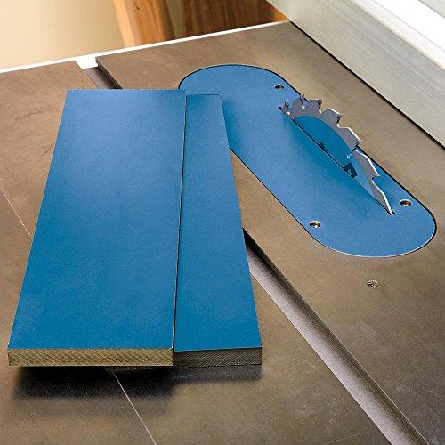 - Phenolic Table Saw Insert Kit
