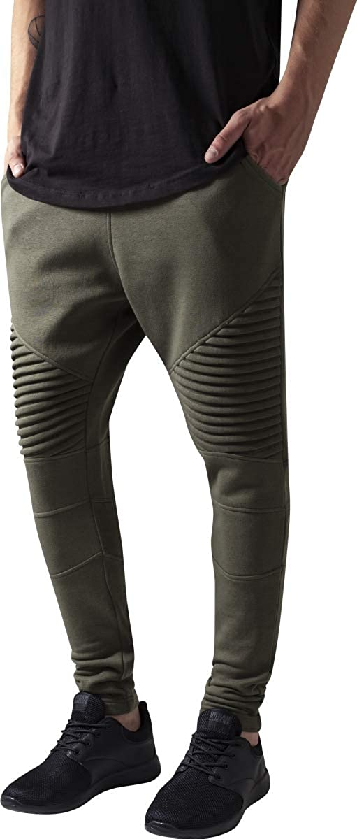 Urban Classics Pleat Sweatpants Pantalones de Deporte para Hombre