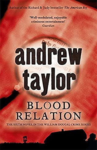 book cover of Blood Relation