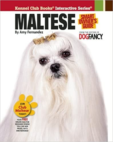 Book Maltese (Smart Owner's Guide) by Dog Fancy Magazine (2011-03-22)