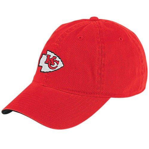 Reebok Kansas City Chiefs Red Basic Team Logo Hat