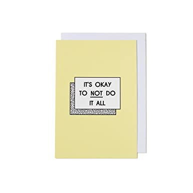 Its ok greeting card post funny cute thank you birthday message its ok greeting card post funny cute thank you birthday message tumblr kawaii bookmarktalkfo Images
