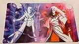 Obito Madara Naruto TCG playmat, gamemat 24