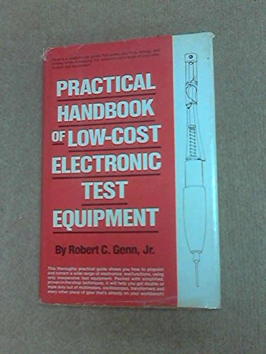 Practical Handbook of Low-cost Electronic Test Equipment