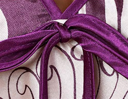 Accappatoio Stampati Doccia Pigiama Notte Fiori Asciugamano Da dimensione Camicia Uomo Corte Vestaglie Hsdda Bagno Per La Maniche Xl 7H0Pnqg